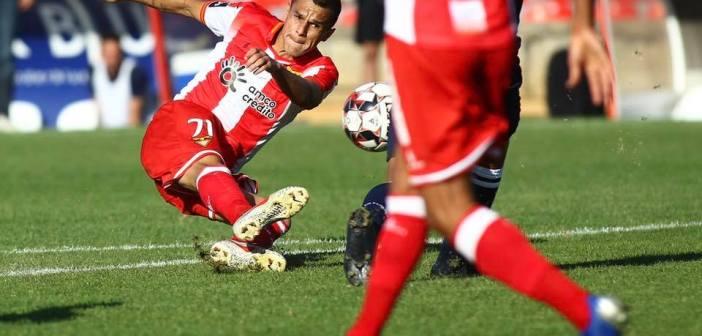 Candidato a gol mais bonito de setembro e nono jogador com mais minutos em campo, Welinton Junior vive grande fase no Campeonato Português