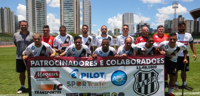 3° lugar e melhor goleiro, Ponte Preta se supera no Brasileirão de Amputados3° lugar e melhor goleiro, Ponte Preta se supera no Brasileirão de Amputados