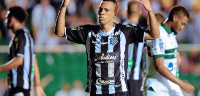 """Breno enaltece comprometimento do elenco do Figueirense na busca pela permanência: """"Grupo muito fechado"""""""