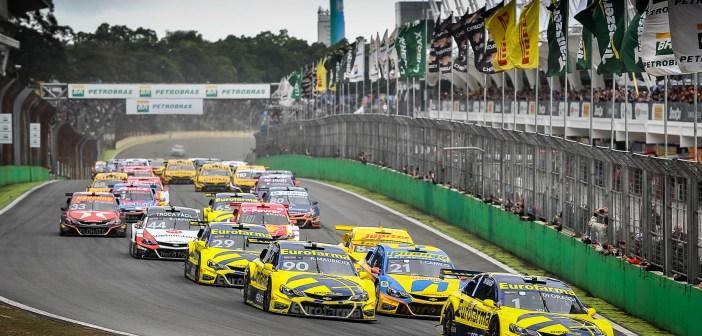 Stock Car anuncia calendário de temporada histórica