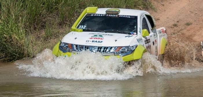 Cidade de Luiz Eduardo Magalhães vem forte para o Rally Minas Brasil