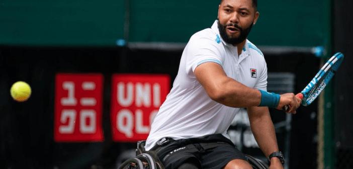 Daniel Rodrigues participará de jogo exibição durante o intervalo da semifinal do Rio Open