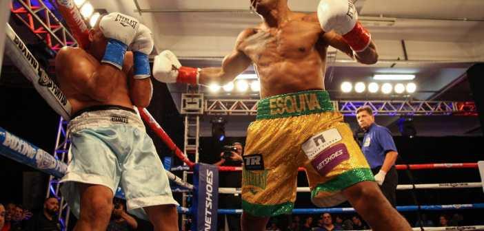Esquiva Falcão volta a intensificar os treinos no Espírito Santo visando o Boxing For You 9