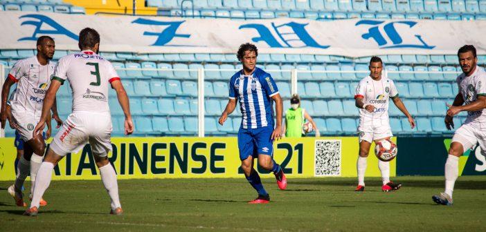 Da Copa do Brasil ao Catarinense, Wesley Soares destaca importância dos próximos jogos para o Avaí