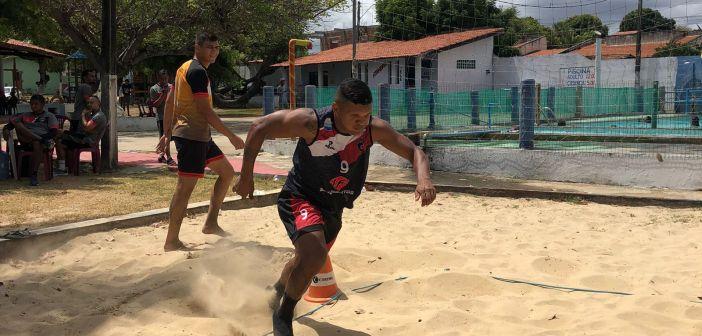 Cléo Pereira se prepara para estreia da Taça Fares Lopes
