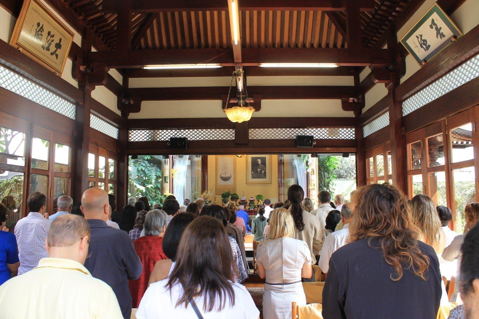 Culto Mensal de Ação de Graças – 01 de abril de 2012