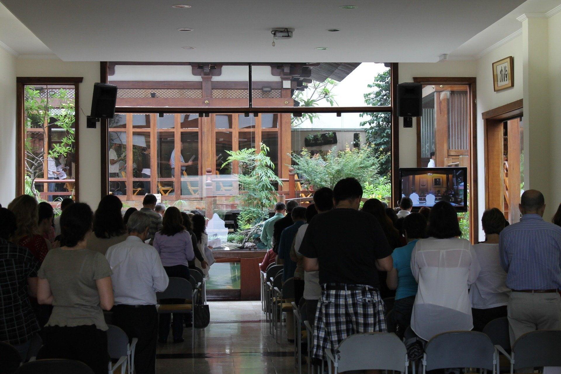 Celebração em Homenagem a Antepassados – 16 de dezembro de 2012
