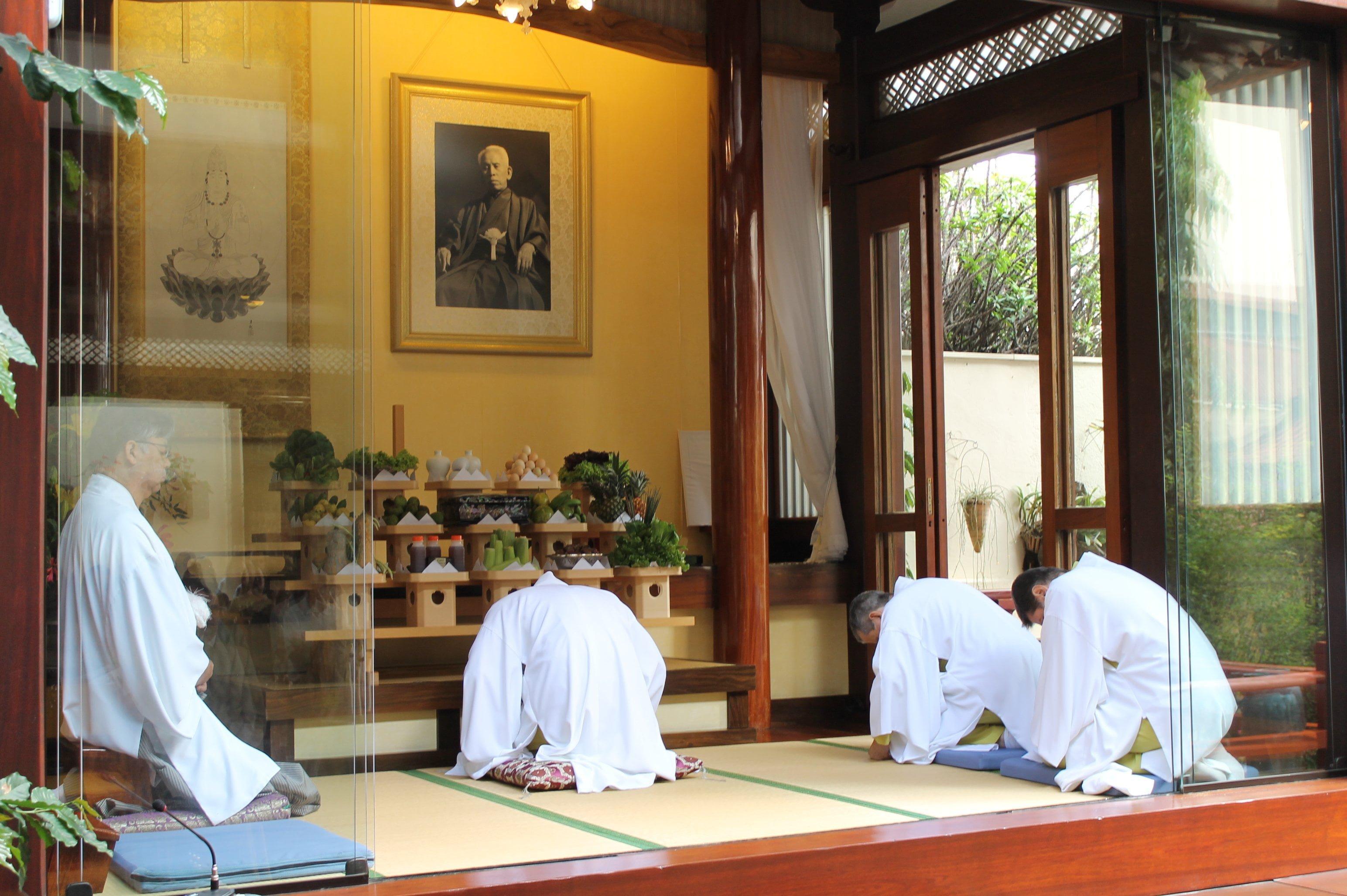 Culto do Goshoten de Meishu Sama – 10 de fevereiro 2017