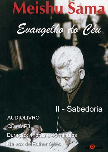 AUDIOLIVRO – Evangelho do Céu – Volume II – Sabedoria – português