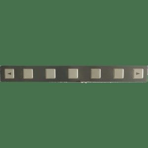 A98L-0001-0519 Fanuc Softkey Keypad