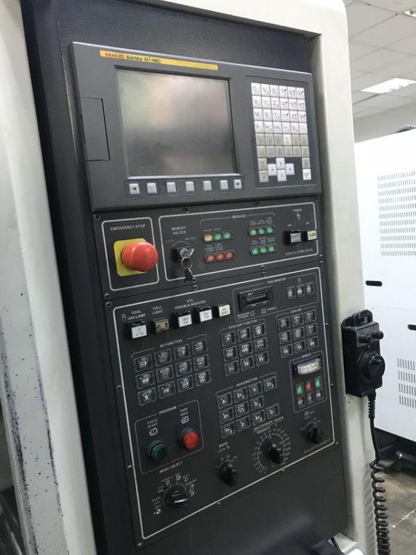 DAHLIH MCV 720 CNC DİK İŞLEME MERKEZİ