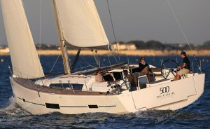 Yacht Dufour 500 Grand Large