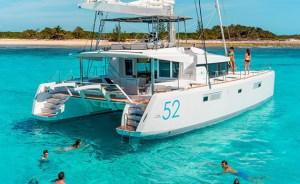 Catamarano Lagoon 52F