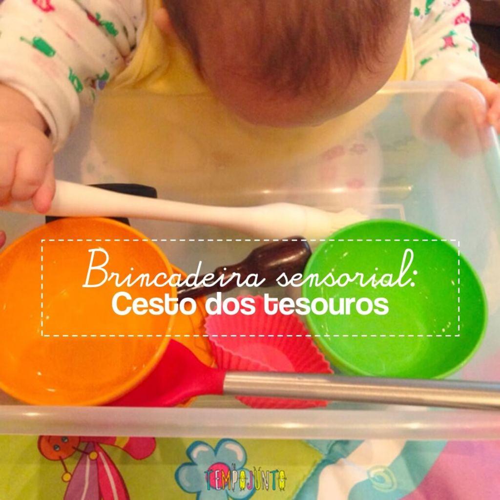 Atividades para bebês de 0 a 6 meses #4 Descobertas Sensoriais