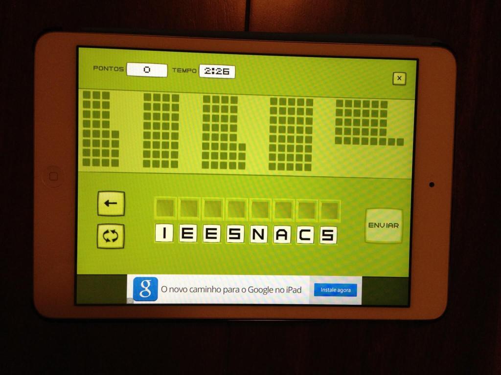 Letroca – dica de app para ampliar o vocabulário