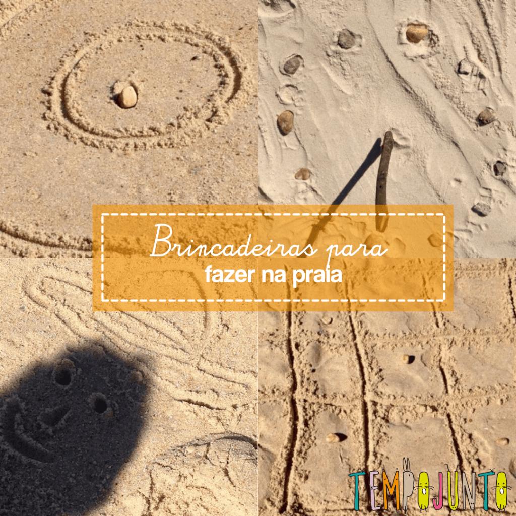 Tempojunto Especial Brincadeiras na Praia – Parte 1