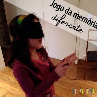 Um jogo da memória diferente