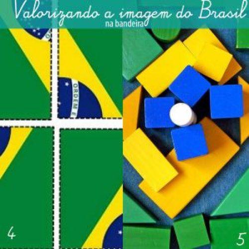 atividade 7 de setembro bandeira do brasil