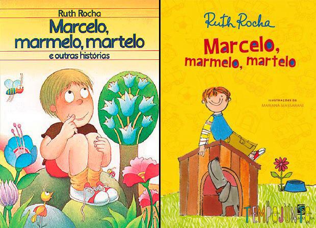 Livro Marcelo Marmelo Martelo