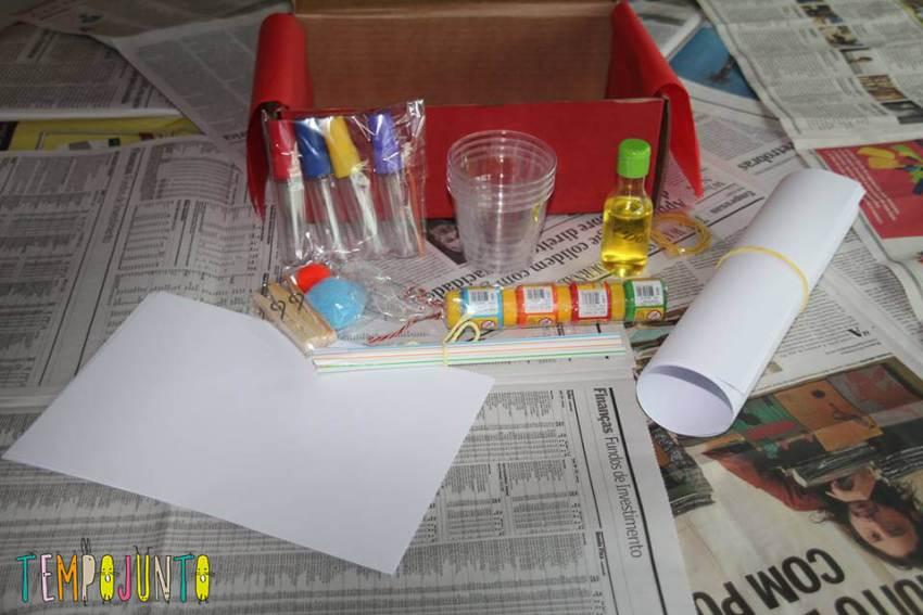 Material Box Joanninha
