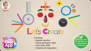 lets create app