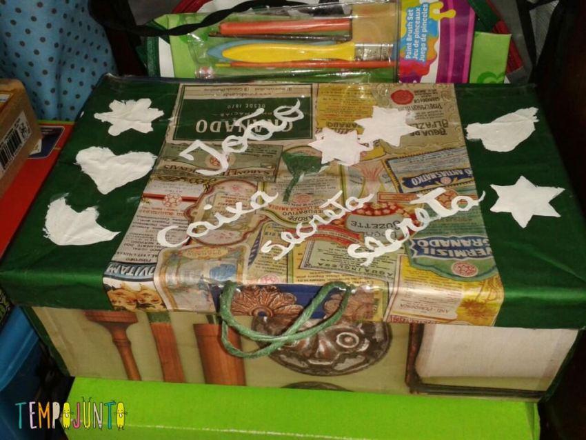 como estimular a criatividade do seu filho - caixa do joao