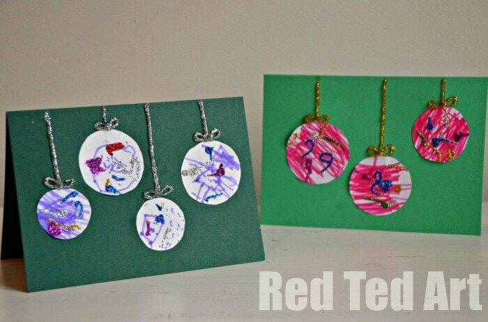Preschooler-Christmas-Cards