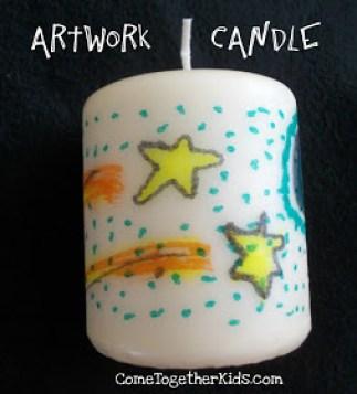artwork candle2