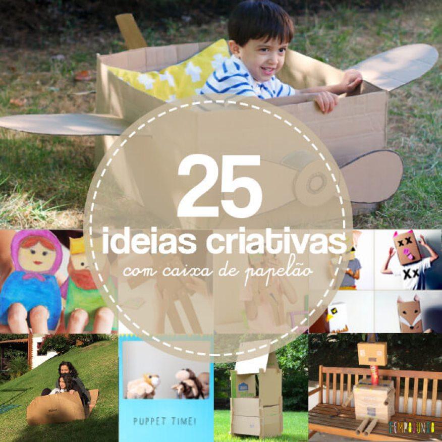 Como estimular a criatividade infantil