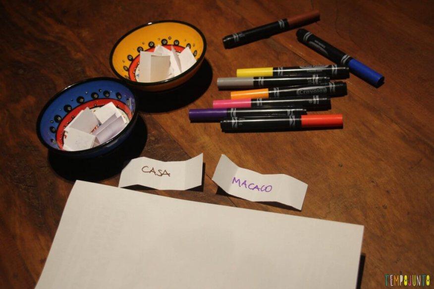Como deixar a atividade de desenhar mais divertida - coisas pra desenhar