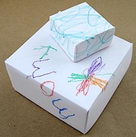 presentes de ultima hora - origami