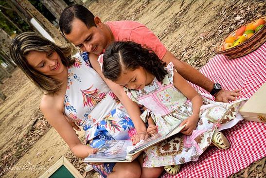Uma mãe brincante - depoimento de leitora do Tempojunto - piquenique com a familia