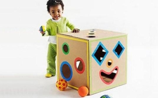 brincquedos caixa