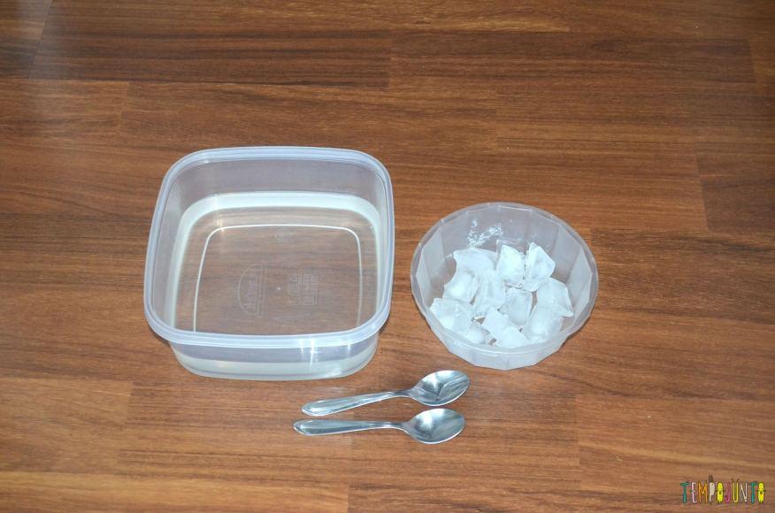 Material Pesca de gelo