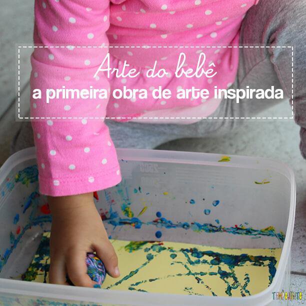 Arte para bebês: meu primeiro mestre da história da arte