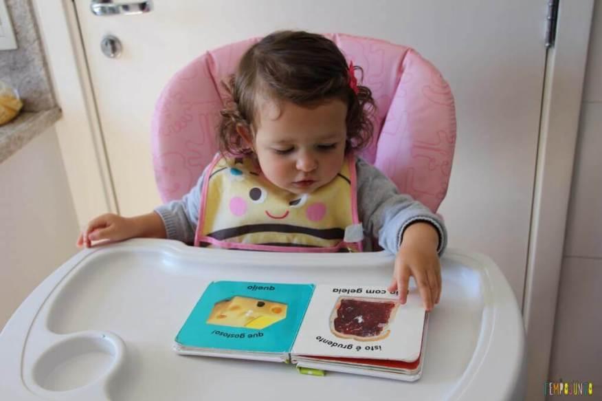 Brincar de leitura estimula o gosto pelos livros - Leitura brincante para bebês