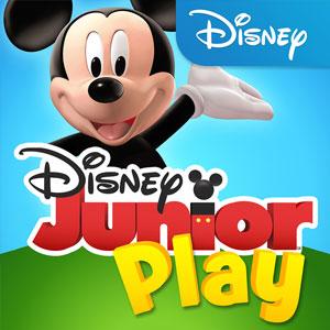 Melhores apps de desenvolvimento - Disney Junior