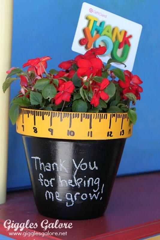 15 ideias de presentes para o Dia do Professor - flor do crescimento