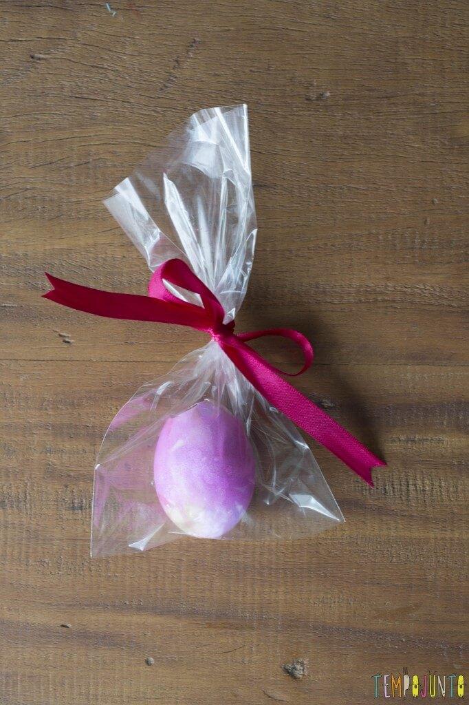 10 ideias de presente de Páscoa para os professores - ovo de gelatina