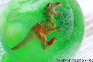 10 ideias de brincadeiras com dinossauros - ovos de dinossauro