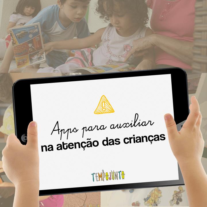 apps para auxiliar na atençao das crianças capa 2