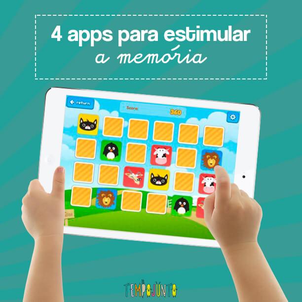 4 apps que estimulam a memória