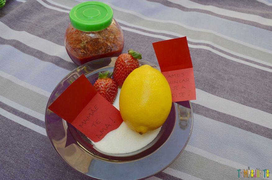 Um mimo para as férias das crianças - Tempojunto na Cozinha com Madame Aubergine - café da manhã completo