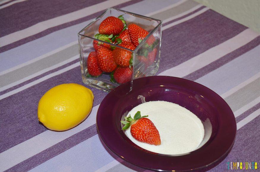 Um mimo para as férias das crianças - Tempojunto na Cozinha com Madame Aubergine - ingredientes
