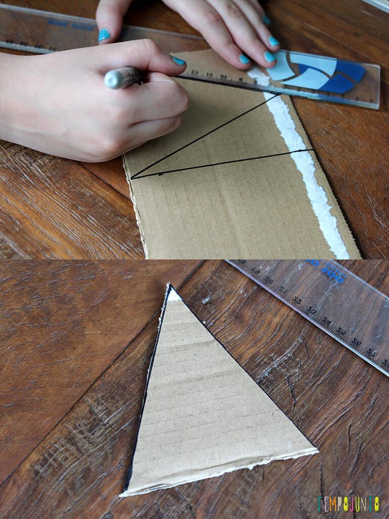Como fazer um enfeite caseiro para a árvore de natal_3685_3686_desenhando-forma-arvore