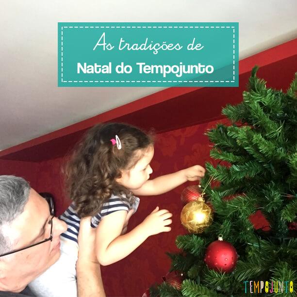 As tradições de Natal do Tempojunto