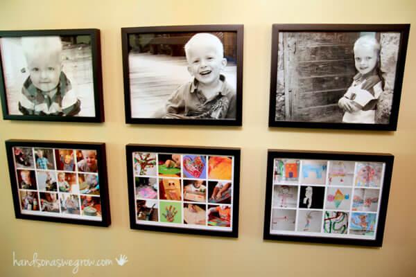 wall-of-artwork