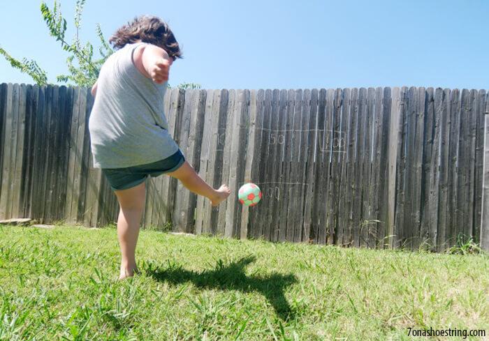 10 dicas de brincadeiras para fazer no quintal - acerte o angulo