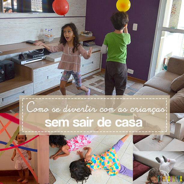 10 brincadeiras para crianças agitadas - capa