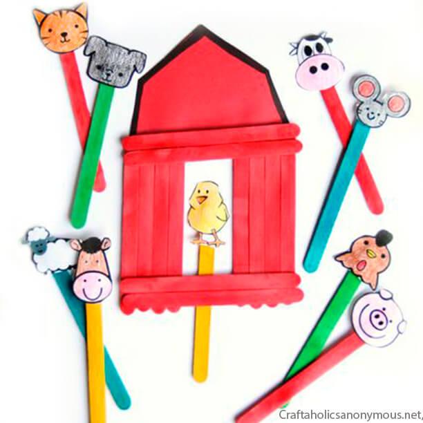 10 ideias de brinquedos caseiros faceis de fazer - teatrinho da fazenda